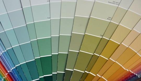 La peinture écologique: respect de la santé et de l'environnement