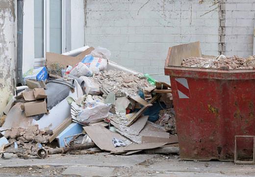 La gestion des déchets de chantier : mode d'emploi
